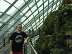 Garrett loving the Cloud Forest