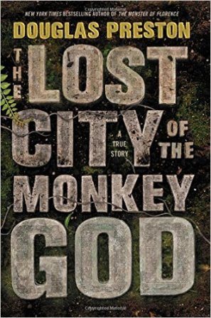 lost city of the monkey god