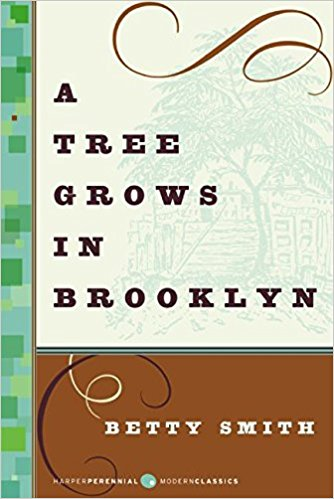 a tree grows in