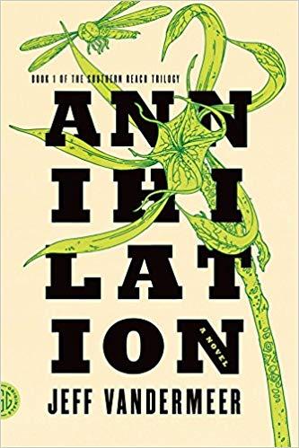 annihilation cover