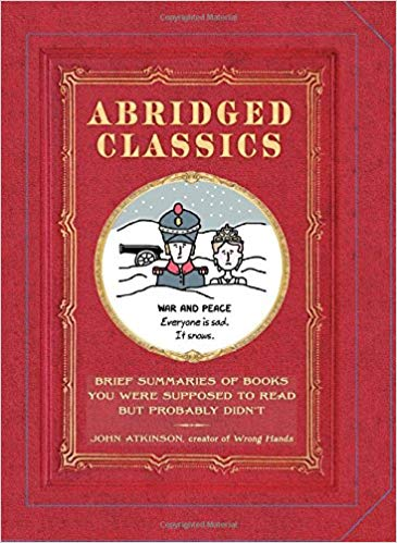 abridged classics cover