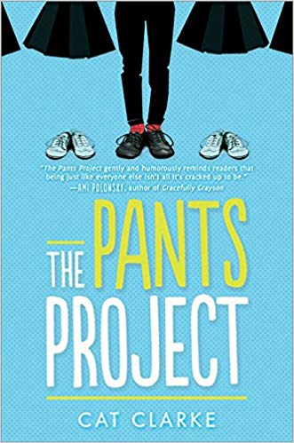 the pants project cover