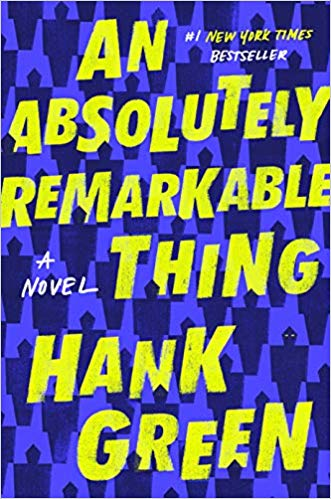 an absoultely remarkable thing cover