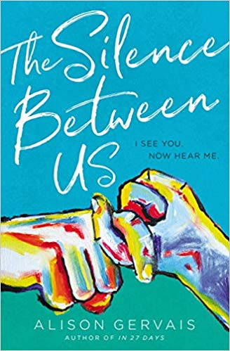 the silence between us cover