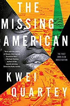 the missing american cover