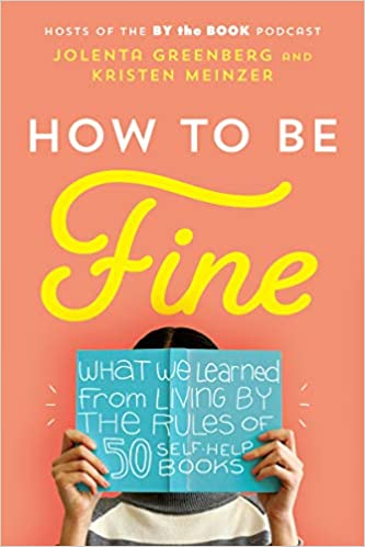 how to be fine cover