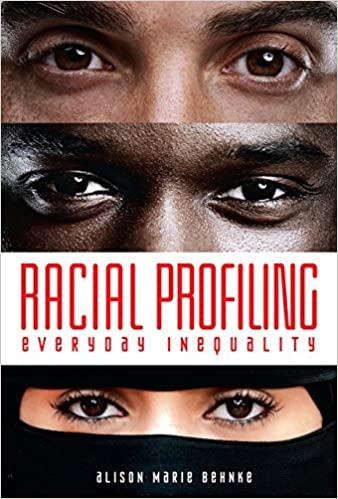 racial profiling cover