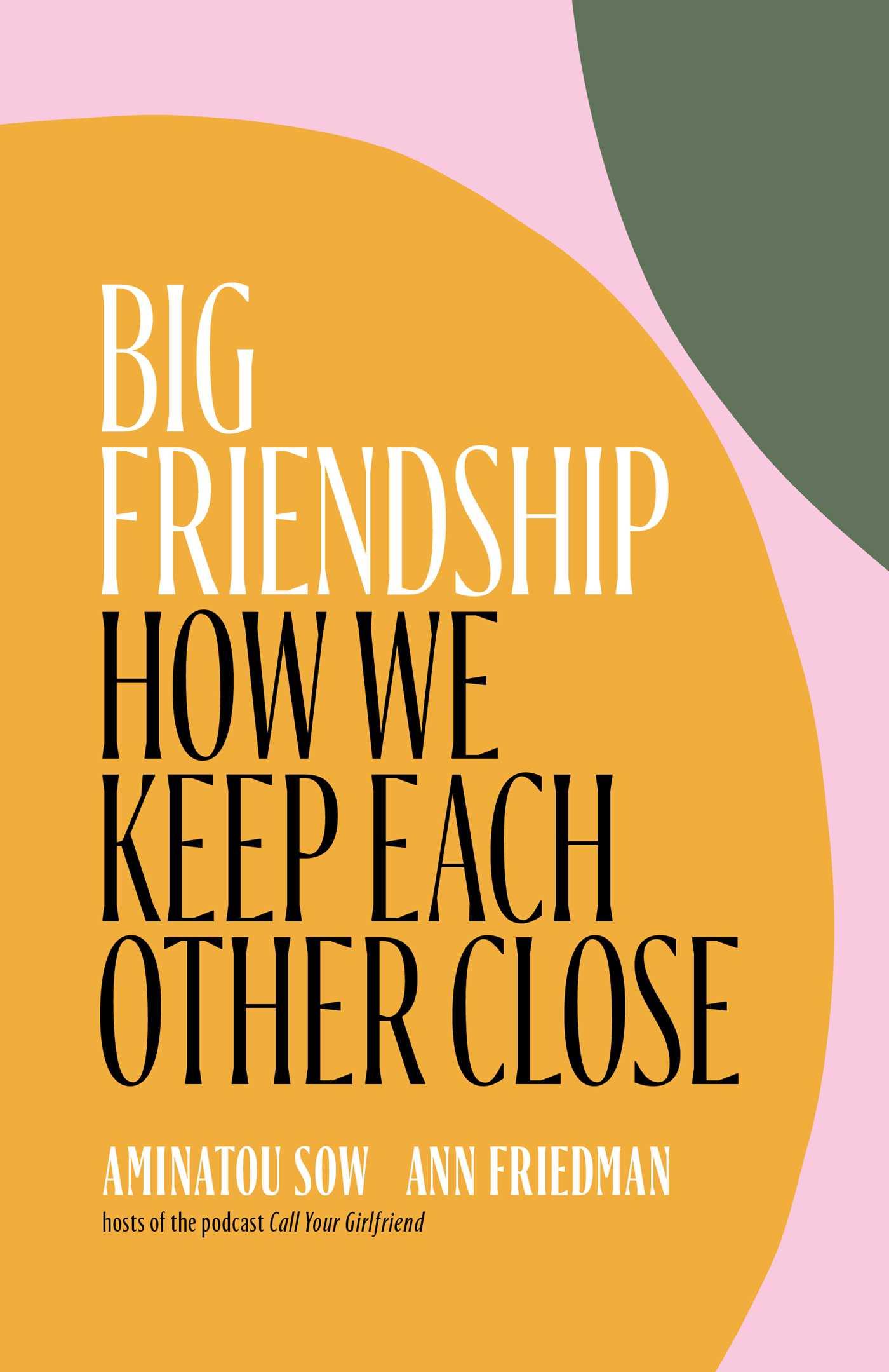 big friendship covers