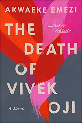 the death of vivek cover